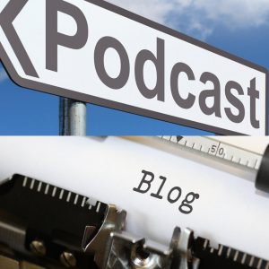 Blogs & podcasts